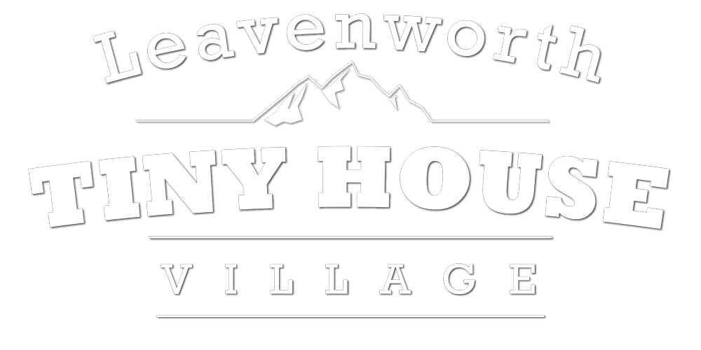 Leavenworth Tiny House Village logo
