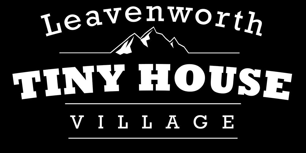 Leavenworth Tiny House Village logo