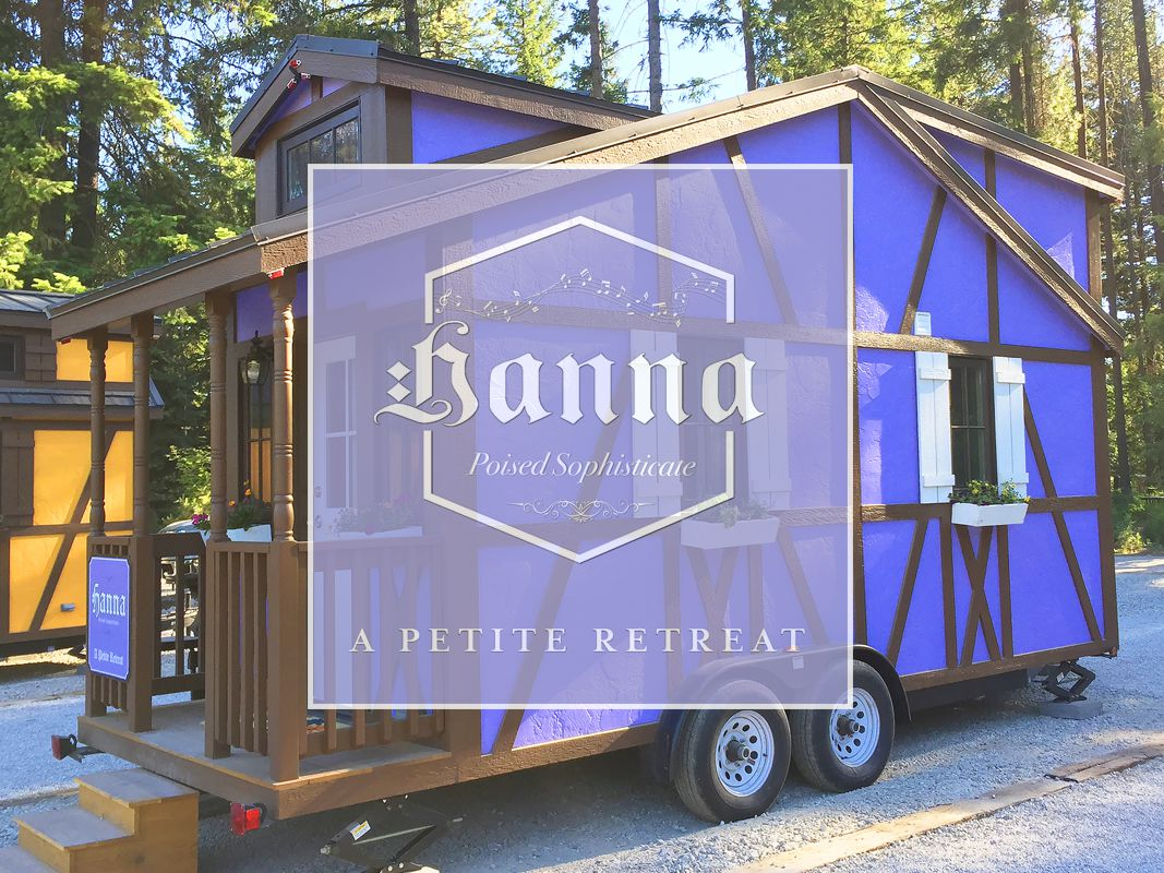 Meet Hanna Tiny House