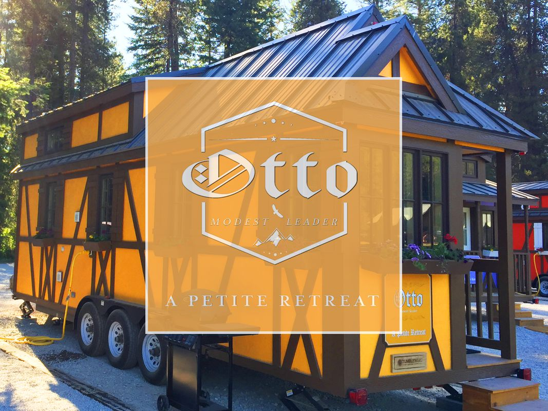 Meet Otto Tiny House