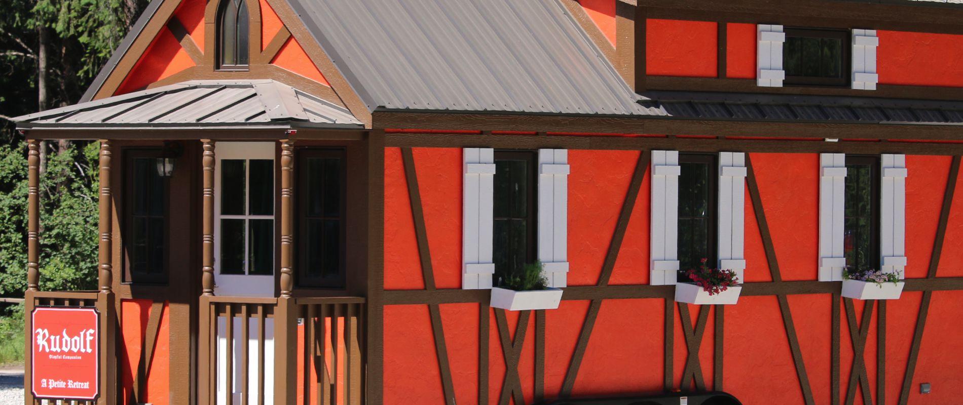 Rudolf Tiny House