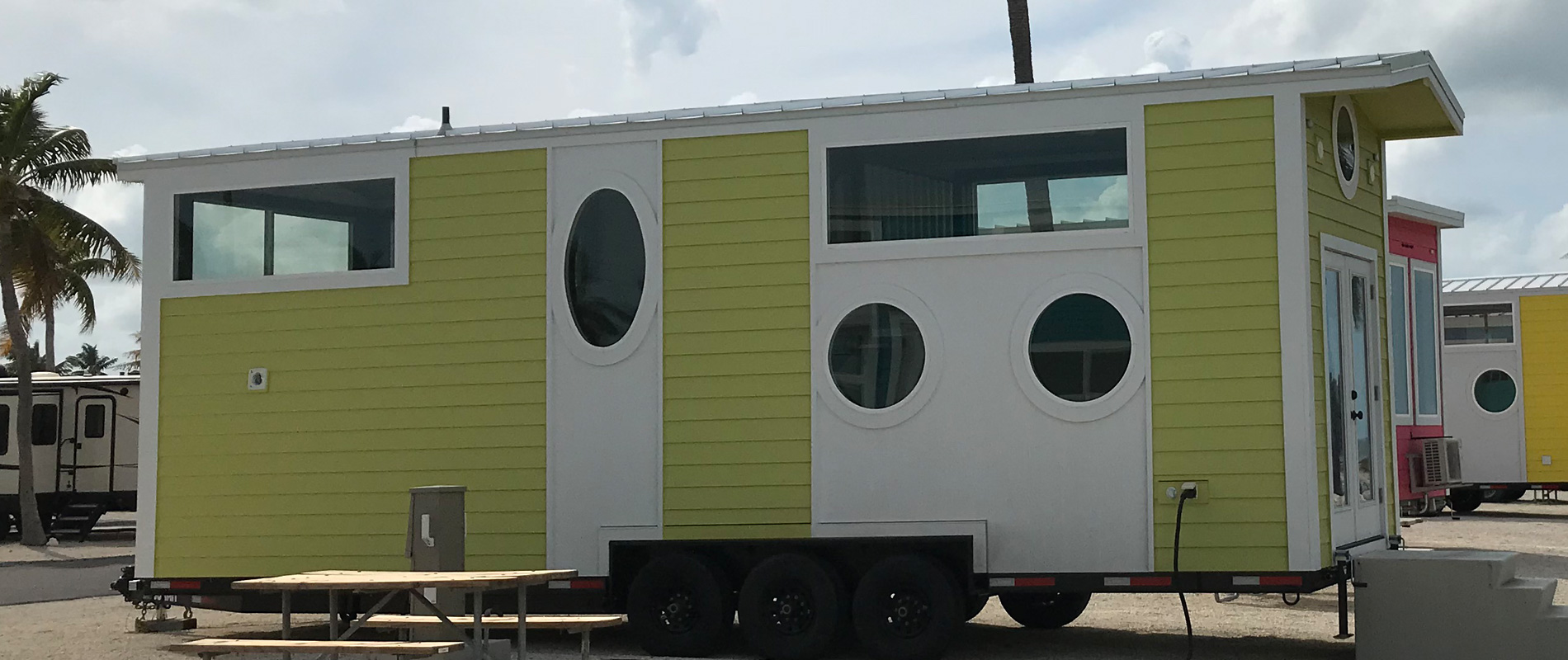 Isla Tiny House