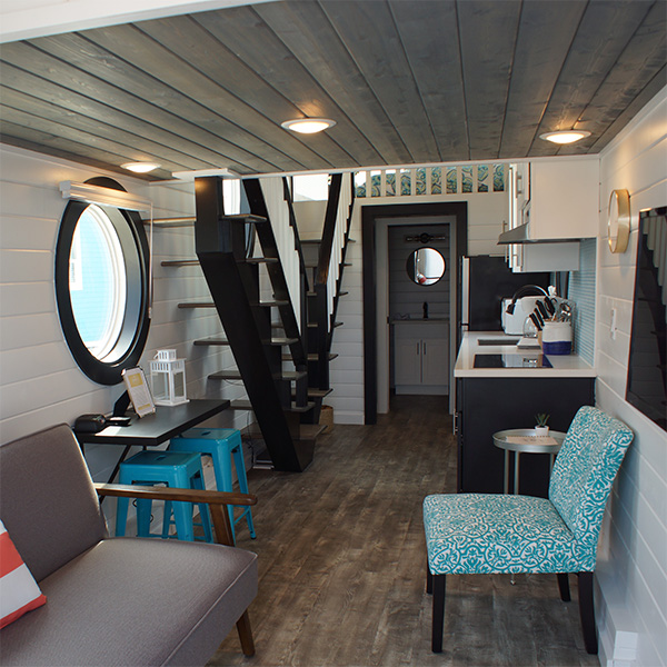 Isla Tiny Home Interior 1