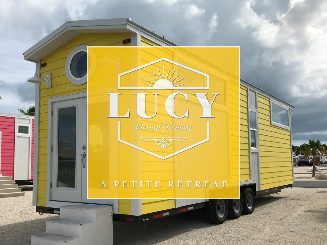 Meet Lucy Tiny House
