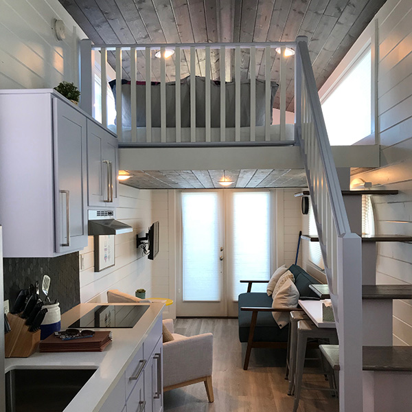 Lucy Tiny Home Interior 1
