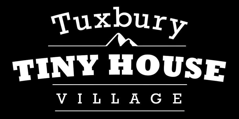 Tuxbury Tiny House Village logo