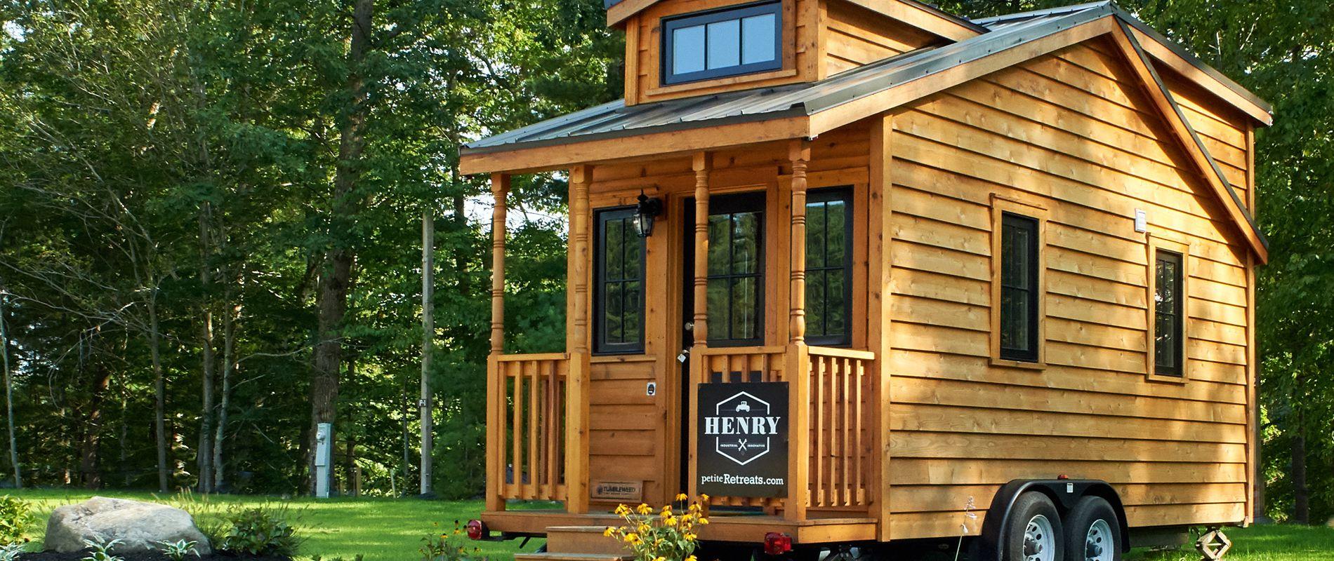 Henry Tiny House